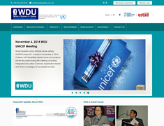 World Disability Union Resim 1